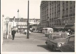Grande Photo - Strasbourg ?? - A Identifier - Vieilles Autos - Places