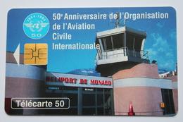 MF  35 --  TELECARTE   PUBLIQUE   MONACO - Monaco