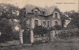 CARTE POSTALE DE VINNEUF / VILLA DES VIOLETTES - Other Municipalities