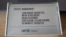 Audiocassetta DURATAPE LOW NOISE LNF 120 Usata - Cassette