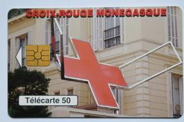 MF 48 --  TELECARTE   PUBLIQUE   MONACO - Monaco