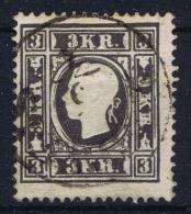 Osterreich:  Mi. 11 I  Obl./Gestempelt/used  1858 - 1850-1918 Imperium