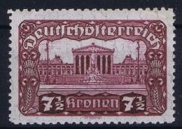Osterreich Mi 289 C  Postfrisch/neuf Sans Charniere /MNH/** Perfo 11.5 * 12  1919  Cat Value € 600,- - Ungebraucht