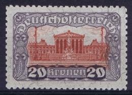 Osterreich Mi 291 B   Postfrisch/neuf Sans Charniere /MNH/** Perfo 11.5 * 11.5  1919 Signed/ Signé/signiert CV 250 Euro - 1850-1918 Imperium