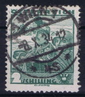 Osterreich Mi 584 Used Obl 1934 - 1918-1945 1a Repubblica
