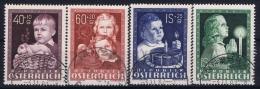 Osterreich Mi 929 - 932  Used Obl. 1949 - 1945-.... 2nd Republic