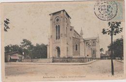33 Arcachon L'eglise St Ferdinand - Arcachon