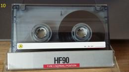 Audiocassetta SONY CHF 90 Usata - Cassette