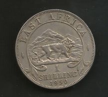 EAST AFRICA - 1 SHILLING (1950) GEORGE VI - Colonie
