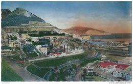 Algérie  ORAN -  La Montagne  De SANTA CRUZ  Et Les Quais  ,(  Voir Le Verso) - Oran