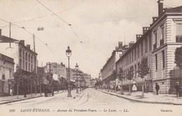SAINT ETIENNE- LOIRE - (42) - CPA. - Saint Etienne