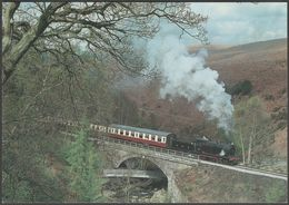 North Eastern Railway P3 No 2392 Near Goathland, Yorkshire - Railway Modeller Magazine Postcard - Trains