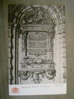 Carte Postale Grand Bazar Anspach Editeur -  N° 78 - Bruxelles - Monument De T'Serclaes - Petits Métiers