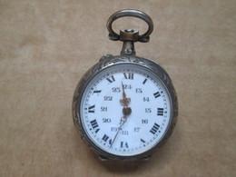 Montre A Gousset , Horloger Riedelsperger , Colmar Alsace - Watches: Bracket