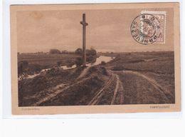 Poniewiezs Panevezys 1929 OLD POSTCARD 2 Scans - Litauen