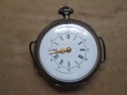 Montre A Gousset , Cylindre  10 Rubis - Watches: Bracket