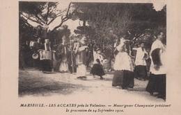 LES ACCATTES - Les Caillols, La Valentine