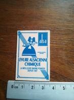 Magnet Alsacienne Alsa - Magnets