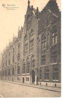 Bruxelles - CPA - Brussel - Façade Du Couvent Des Dominicains - Lanen, Boulevards