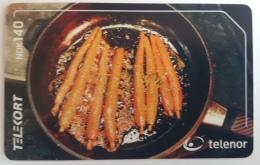 Norway  Carrots , N  219 - Norway