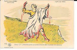 """MILITARIA (14/18) TRES BELLE CPA ANTI-ALLEMANDE SATIRIQUE """"L'ANTECHRIST"""" (A LIRE) - Guerre 1914-18"""