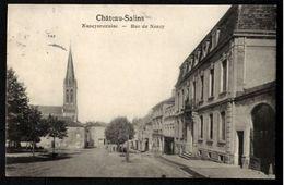 CHÂTEAU-SALINS - Rue De Nancy - Chateau Salins