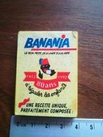 Magnet Banania  état Moyen - Magnets
