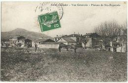 SAINT-CANADET (13) – Vue Générale. Plateau De Ste-Réparade. Edition Roche. - Autres Communes