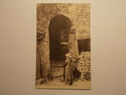 Carte Postale - SOLLIES VILLE (83) - Les Arcades En Ruines (2216) - Sollies Pont