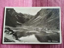 NORVEGE - GUDVANGEN - 9280 - CPA CARTE PHOTO VIERGE TBON ETAT - FOTO NORMANNS HAMAR - Norvège