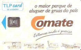 Portugal - Phonecard/ Telécarte Telecom Card /   ELOTÉCNICO 20  Nuevo - Portogallo