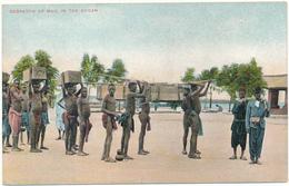 SUDAN - Despatch Of Mail - Lichtenstern & Harari, Cairo - Sudan