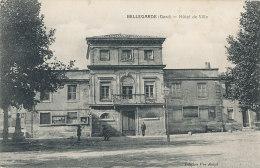 30 // BELLEGARDE   Hotel De Ville  ** - Bellegarde