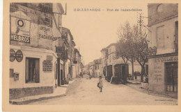 30 // BELLEGARDE   Rue De Saint GIlles - Bellegarde