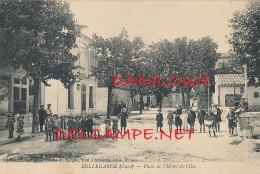 30 // BELLEGARDE   Place De L'hotel De Ville  ANIMEE - Bellegarde