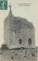 30 // BELLEGARDE   Ruines Du Chateau Féodal - Bellegarde
