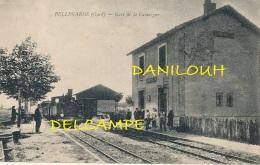 30 // BELLEGARDE   Gare De La Camargue - Bellegarde