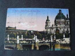 1922 Beautiful Postalcard Of Berlin Go To Rome ..//..bella Cartolina Di Berlino Viaggiata Per Roma - Germany