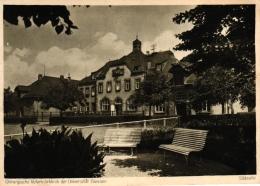 Giessen, Chirurgische Veterinärklinik Der Universität,  30er Jahre, Bahnpost - Giessen