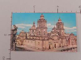 Cathedral Of Mexico - 1077 -M - Non Viaggiata - (3469) - Messico