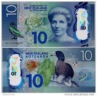 NEW ZEALAND       10 Dollars       P-192       (20)15       UNC - Nouvelle-Zélande
