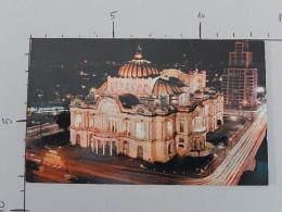Palace Of Fine Arts - Mexico - 1155-M - Non Viaggiata - (3470) - Messico