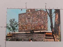 Biblioteca - Library - Mexico - 3045-M - Non Viaggiata - (3471) - Messico