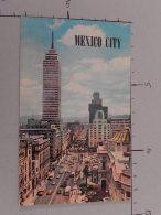 Mexico City - Torre Latino - 3069-M - Non Viaggiata -  (3473) - Messico