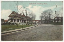 Cliff Street, Waterbury, Conn. - 1910 - Waterbury