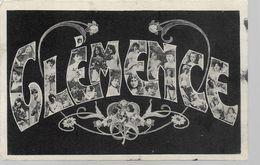 Thème Prénom  CLEMENCE - Firstnames