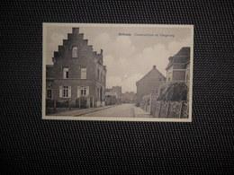 Hofstade  :   Gemeentehuis En Omgeving - Zemst