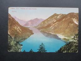Österreich Um 1914 Kriegswitwenhilfe AK Tirol - Plansee Mit Hotel Forelle. - 1850-1918 Imperium