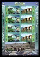 Armenia (Nagorno-Karabakh) 2018 Mih. 161/62 Europa-Cept. Bridges (M/S) MNH ** - Armenia