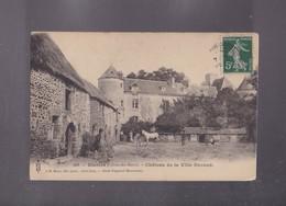 22 COTES D'ARMOR , ETABLES, Château De La Ville DURAND Avec Animation - Etables-sur-Mer